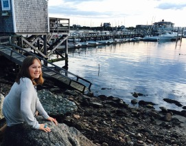 Sakonnet Harbor...just steps away