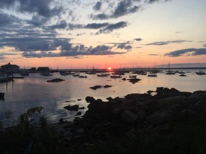 Enjoy a beautiful sunset every night!